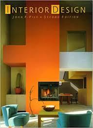 interior design 2nd edition john f pile 9780810934634 amazon books