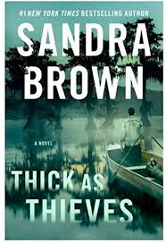 01. THICK AS THIEVES by Sandra Brown by Lina Smith