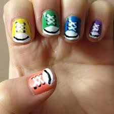 Emejing Easy Nail Art Designs To Do At Home Contemporary ...