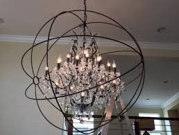 globe chandelier chandelier contemporary chandeliers metal globe chandelier globe globe pendant chandelier with crystals