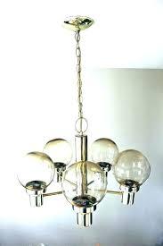 clear glass light globes pendant