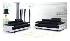 white and black leather sofa black and white bonded leather sofas for living room black white