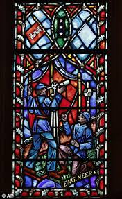 the washington national cathedral has decided to remove two stained glass windows honoring confederate generals robert