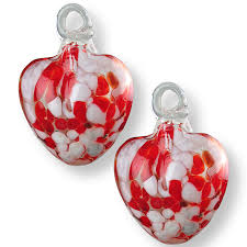 mexican glass hearts meaning designs