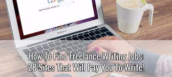 how to lance writing jobs sites that will pay you to lance writing jobs