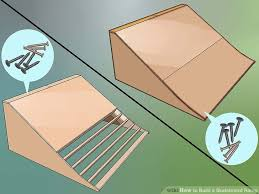 image titled build a skateboard ramp step 12