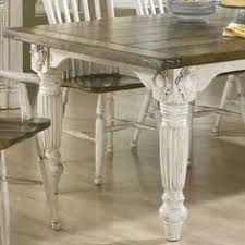 S French Provincial Table  Country Furniture Kitchen Tables