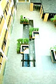 office water features. Office Water Features Amusing Indoor Best Green Wall Roof Images On Landscaping Feature Ideas