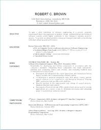 College Student Resumes Extraordinary Sample Of Resume For College Students With No Experience Great
