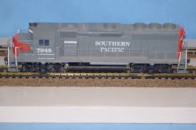 Vintage Locomotives | ... Southern Pacific GP-40-2 Diesel Locomotive ...