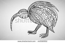 Small Picture Kiwi Bird Vector Download Free Vector Art Stock Graphics Images