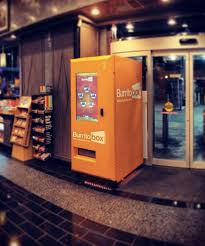 Dvd Vending Machine Franchise
