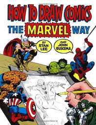 how to draw ics the marvel way
