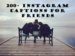Good Quotes For Instagram Bio Gorgeous 48 Instagram Captions For Friends