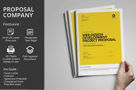Website Design Proposal Template Custom How To] Write A Winning Web Design Proposal Every Time Templates