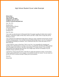 9 Cover Letter Examples For College Students Memo Heading