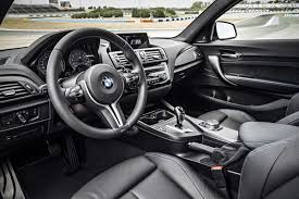 2018 bmw interior. Beautiful Interior 2018 BMW M2 Coupe 14 Bmw The Interior Of New For Model Year Got  Some Inside Bmw Interior