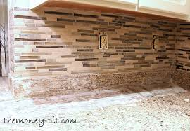 How To Grout Tile Backsplash Simple Inspiration Ideas