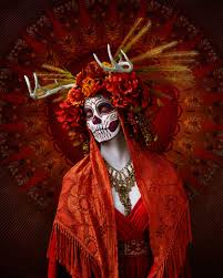 day of the dead makeup 3 1