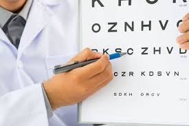 ping a driver s license eye exam