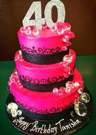 Creative 40th Birthday Cake Ideas Crafty Morning