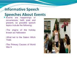 types of the speech 5