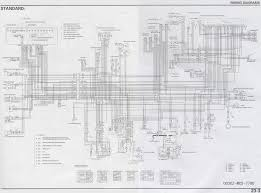 honda st1300 wiring diagrams, lights, radio david brown wiring diagram David Brown Wiring Diagram #38