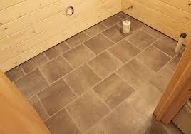faux slate vinyl tile