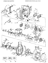 Stunning craftsman leaf blower parts diagram pictures best image