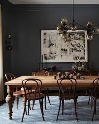 brown bentwood thonet chairs via 2to5 design