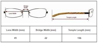 Reading Glasses Size Chart Adjustable Reading Glasses Get Best Online Deals