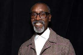 Don Cheadle Jokes About Emmy Nod for ...