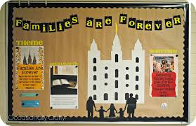Image We Are Family Have To Be Honest This Was My First Time Doing Bulletin Board Since Having My Silhouette Ive Always Wanted To But Never Had The Opportunity Occasionally Crafty 2014 Primary Bulletin Board Occasionally Crafty 2014 Primary