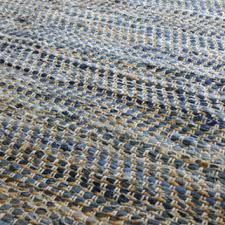 denim hemp chindi rag rug large 5 by 8 area rugs jute rug ru