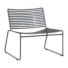 wire chairs australia studio wire lounge chair slate modern lou on patio ideas mid century outdoor