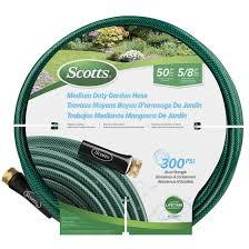 scotts r garden hose pvc resin 50