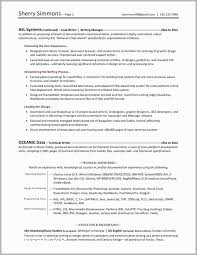 Examples Of Profiles For Resumes Sample Profile For Resume