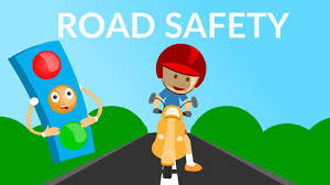 School Safety Rules Chart Road Safety Video Traffic Rules And Signs For Kids Kids Educational Video