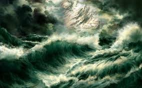 Image result for ocean storm wallpaper