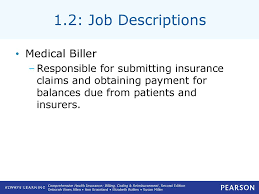 1 Introduction To Professional Billing And Coding Careers