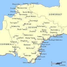devon official tourist map \u003c== download pdf Uk Map Devon places to visit in devon map of devon uk