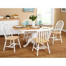 Winning Oval Kitchen Table And Chairs Grey Sets White Set Glass