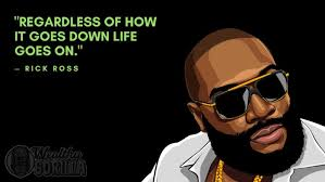 Rick Ross Quotes Inspiration Rick Ross' Net Worth In 48 Wealthy Gorilla