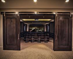 contemporary home theater room furniture. contemporary carpeted home theater idea in salt lake city room furniture