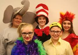 Book by lynn ahrens stephen flaherty, music by stephen flaherty, lyrics by lynn ahrens. Theatre Review Seussical Jr The Musical At Pumpkin Theatre Maryland Theatre Guide