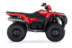 kingquad axi x power steering features suzuki motorcycles