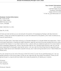 Cover Letter For Hotel Industry Hospitality Cover Letters Good