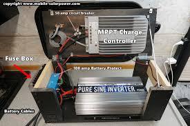 diy beginner friendly solar generator mobile solar power made easy picture