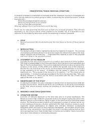 History Research Proposal Sample Pdf   Cv Help Nursery Nurse dissertation emotional intelligence