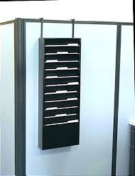Wall Hanging File Folders Impressive File Folder Rack Terrific Wall Hanging File Organizer Hanging File
